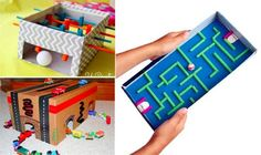 29 utilisations créatives des boîtes à chaussures pour ravir les enfants