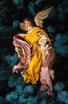 18th c. Neapolitan Baroque Angel from the Metropolitan Museum of Art