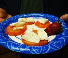 Homemade mozzarella [4096x3072] #foodporn #food #foodie #yummy #yum #foodgasm #nomnom #delicious #recipe