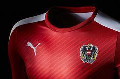 Austria Euro 2016 Home Kit Released - Footy Headlines