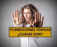 Emociones tóxicas. El artículo de hoy no hubiera sido posible sin la lectura del libro titulado Emociones Tóxicas. Cómo sanar el daño emocional y ser libre