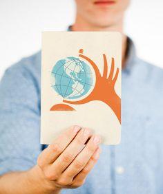 Helping Hand-Notebook