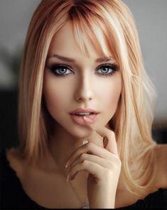 Most Beautiful Eyes, Stunning Eyes, Beautiful Women, Girl Face, Woman Face, Beauté Blonde, Photographie Portrait Inspiration, Beautiful Blonde Girl, Brunette Beauty