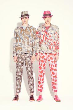 Marc Jacobs 2013 Spring Lookbook | Hypebeast