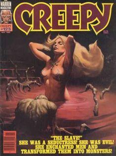 Creepy 123 Novembre 1980