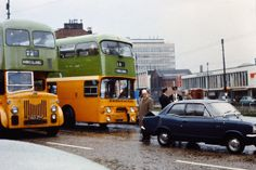 Eginton Toll - November 1971