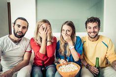 Series de televisión para aprender Inglés