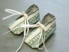 money origami - Google Search