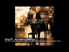 Michael W. Smith:  'GLORY' (samples & inspiration)