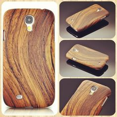 Wooden Series Samsung Galaxy S4 Cases i9500 - Deep Brown http://www.dsstyles.com/samsung-galaxy-s4-cases/wooden-series-i9500-deep-brown.html