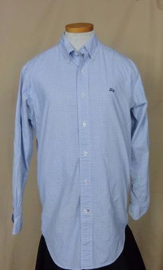 Daniel Cremieux Classics Men's Tailored Fit 100% Cotton Button Up Shirt Size S…