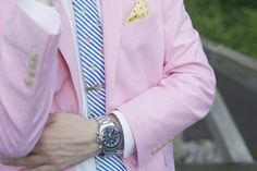 properkidproblems: Preppy in pink.