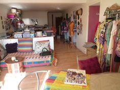 my workshop in Marseille