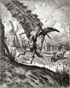 Don-Quixote-by-Gustave-Dore
