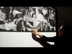 Cubismo: El Guernica - YouTube ( Alumnos del CEIP Claudio Sánchez Albornoz presentan a sus compañeros el cuadro Guernica. Pablo Picasso).