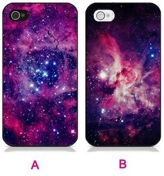 Fashion Galaxy Series Hard Cover Iphone Cases for iphone 4 4s 5 for a 3c49d12553e