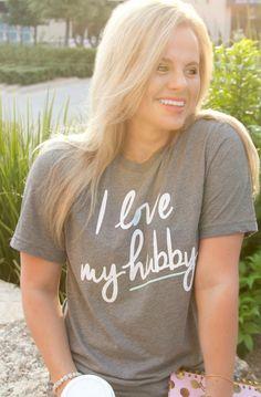 I Love My Hubby - SS