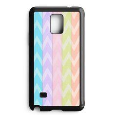 Colorful Chevron Samsung Galaxy Note 4 Case