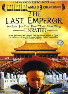 The Last Emperor Joan Chen, Bernardo Bertolucci, Last Emperor, Peter O'toole, Academy Awards, Movie Posters, Movies, Business, Google