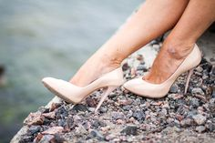 nude pumps shoes  beige strictly style
