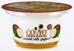 Coyo Yogurt Coconut Milk Mango