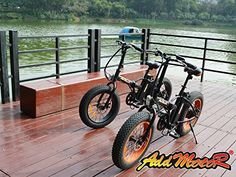 Addmotor® MOTAN M-150 Folding Electric Bicycle 500W 48V Bafang Motor 10.4AH Samsung Lithium Battery Electric Bike For Sale With Shimano 7 Speeds Fat Tire - http://www.bicyclestoredirect.com/addmotor-motan-m-150-folding-electric-bicycle-500w-48v-bafang-mot
