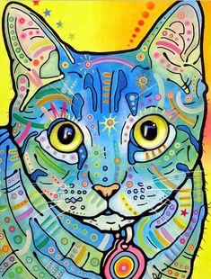retratos-artisticos-de-animales-pintura-pop.jpg (768×1012)