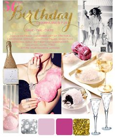 champagne & pj's party inspiration