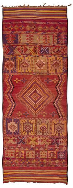 View this beautiful Moroccan Rug 45324 from Nazmiyal's fine antique rugs and decorative carpet collection.