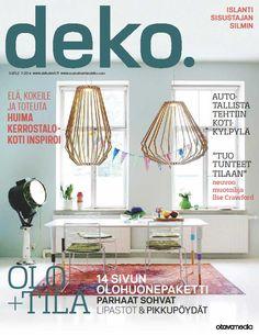 DEKO'S PRINT MAGAZINE 10 12 OUT NOW!