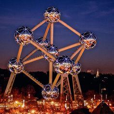 Met je gezin naar het Atomium, je kinderen zullen er dol op zijn