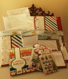 Northridge Publishing 30 Days of Christmas - Day 25 (Dec 19) Give Away. Bo Bunny elf Magic collection !