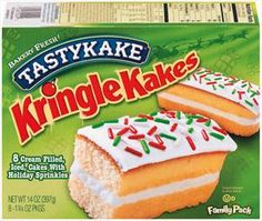 tastykake products | Tastykake Kringle Kakes | 14 Oz. | Snack Cakes & Pastries | Hannaford