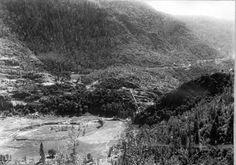Hetch Hetchy before the Dam, west meadow