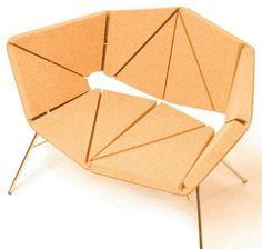 Vinco Chair, By Toni Grilo  www.corquedesign.com