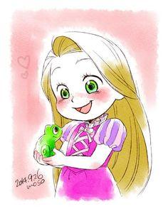 Rapunzel | Disney's Tangled