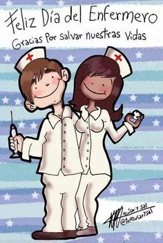 Día del Enfermero.