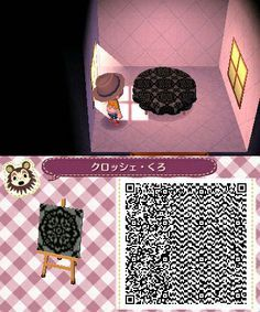 animal crossing new leaf qr codes wallpaper - Google Search