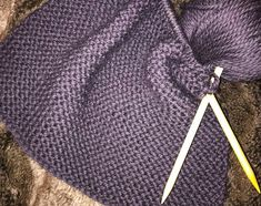 My very own Knitter's Yarn success story