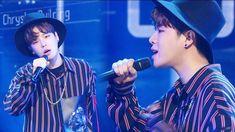 《Debut Stage》 JUNG JINWOO (정진우) - B Side U @인기가요 Inkigayo 20160925