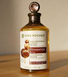 Yves Rocher hair repair oil -  I am loving it