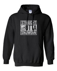 Undertale Sans Straight outta Snowdin Compton Parody Hoodie Hooded Sweat shirt Sweatshirt