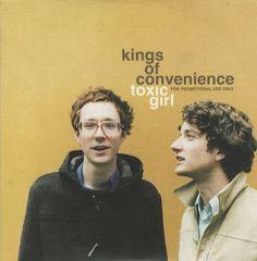 Kings of Convenience - Toxic Girl (Subtitulos en Español) Kings Of Convenience, Musica Pop, Jazz, My Pocket, Only Girl, Music Film, Artwork Design, Mixtape, Album Covers