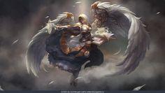 Blood Elf Priest by wjj911wjj