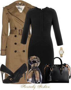 """""""Funeral Director #5"""" by kentuckyfashion on Polyvore"""