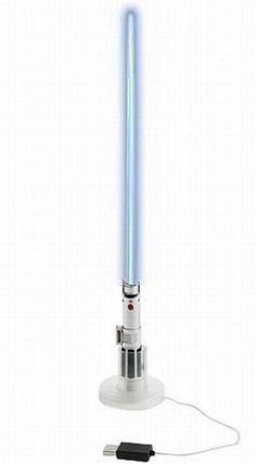 Star Wars Lightsaber USB Glow Lamp