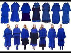 graduate 2013, knitwear - Jaimee McKenna - St Martins School - Collection