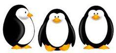 Bildresultat för tecknade pingviner
