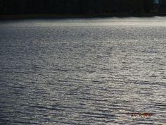 Naarjärvi kesän 2014 viimeisellä kerralla