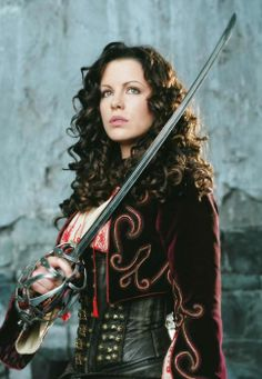 Kate Beckinsale como Anna Valerious em Van Helsing